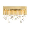 Designers Fountain Lucienne 1 Light Wall Sconce