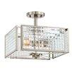 Designers Fountain Pivot 2 Light Semi-Flush Mount