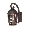 Designers Fountain Amherst 1 Light Outdoor Wall Lantern