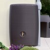 Exaco GRAF 80 gal. Wicker Rain Barrel