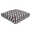 Jax & Bones Ziggy Premium Cotton Square Pillow Bed