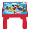 Kids Only Mickey Kids Square Cafe Writing Table
