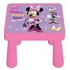 Kids Only Minnie Kids Square Cafe Writing Table