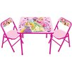 Kids Only Princess The True Princess Within Kids Square Activity Table Set