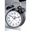"Maples Clock 4"" Double Bell Alarm Clock"