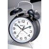 "Maples Clock 4"" Double Bell Alarm Clock"