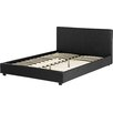 Seconique Prague Double Upholstered Platform Bed