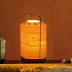 "LZF Chou 15.7"" H Table Lamp with Drum Shade"