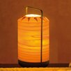 "LZF Chou 10.6"" H Table Lamp with Drum Shade"