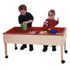 Steffy Wood Products Toddler Sand and Water Table