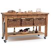 Eddingtons Lambourn Kitchen Cart
