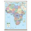 Universal Map Primary Wall Map - Africa