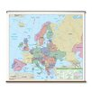 Universal Map Essential Wall Map - Europe