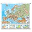 Universal Map Advanced Physical Deskpad - Europe