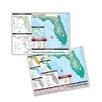 Universal Map Thematic Deskpad Map - Florida
