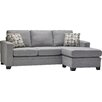 Sofas to Go Ray Reversible Chaise Sectional