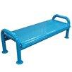 Leisure Craft U-Leg Perforated Metal Picnic Bench