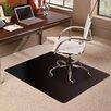 ES Robbins Corporation TrendSetter Rectangle Low Pile Carpet Straight Edge Chair Mat