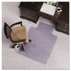 """ES Robbins Corporation Lip Chair Mat, Performance Series Anchorbar for Carpet Up To 1"""""""