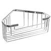 Gedy by Nameeks Wire Corner Shelf in Chrome
