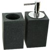 Gedy by Nameeks Oleandro 2 Piece Bathroom Accessory Set