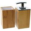 Gedy by Nameeks Potus 2 Piece Bathroom Accessory Set