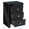 Alterton Furniture 3 Drawer Bedside Table
