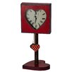 Alterton Furniture Heart Table Clock
