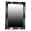 Alterton Furniture Swept Frame Mirror Silver