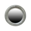 Alterton Furniture Silver Frame Mosiac Mirror