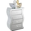 Alterton Furniture 4 Drawer Bedside Table