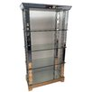 Alterton Furniture Vintage Mirrored Shelf Unit