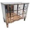 Alterton Furniture Vintage Mirrored 3 Drawer Chest