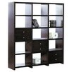 "Beverly Hills Furniture 75.5"" x 69"" Bisect Room Divider"