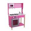 KidKraft 8 Piece Sweet Sorbet Kitchen Set