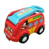 Moose Mountain Disney Mickey Mouse Clubhouse Roll N Go Wagon Ride-On (Set of 4)