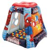 Moose Mountain Ultimate Spiderman Spider Power Playland Play Tent (Set of 6)