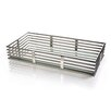 Zodax Pipe Design Glass Rectangular Tray