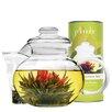 Primula 1.25-qt. Flowering Teapot