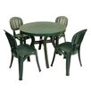 Europa Leisure Toscana 4 Seater Dining Set