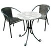 Europa Leisure Romano 2 Seater Bistro Set