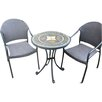 Europa Leisure Torello 2 Seater Bistro Set