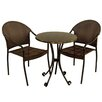 Europa Leisure Fleuretta 2 Seater Bistro Set
