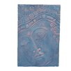 "Europa Leisure Wandbild ""Solstice Sculptures Buddha Flower Embossed Art und Reliefs"", Grafikdruck"