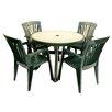 Nardi Toscana 4 Seater Dining Set