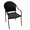 Europa Leisure Stacking Dining Arm Chair