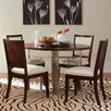 Somerton Dwelling Soho Dining Table with Lazy Susan