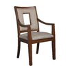 Somerton Dwelling Well Mannered Arm Chair (Set of 2)