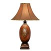 """Anthony California 31.5"""" H Table Lamp with Bell Shade"""
