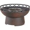 Bond Manufacturing Cosentino Steel Propane Fire Pit